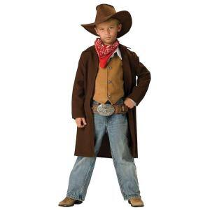 Medium Boys Rawhide Renegade Costume