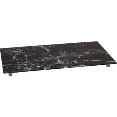 20-3/8 in. Tempered Glass Stove Burner Cover and Cutting Board