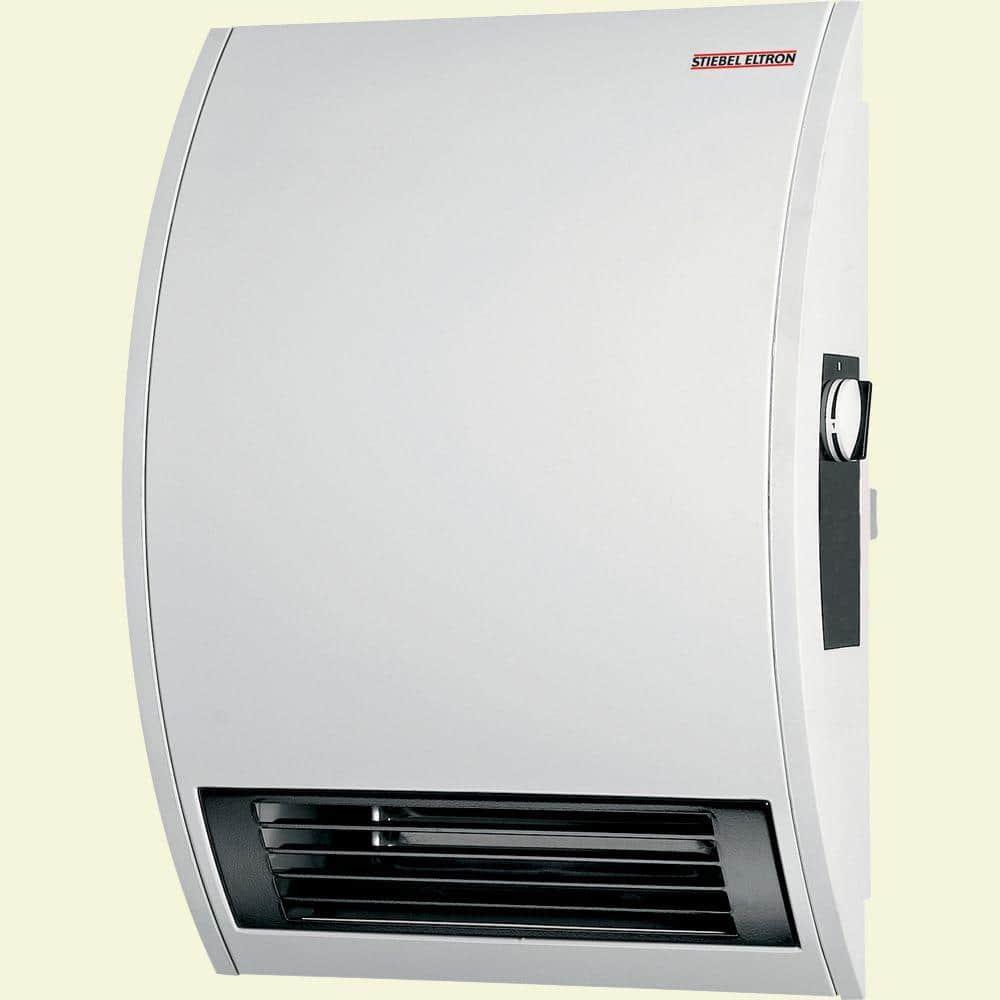 Stiebel Eltron Wall Mounted Electric Fan Heater Ck 15e The Home Depot