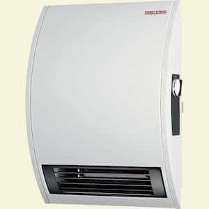 Wall-Mounted Electric Fan Heater