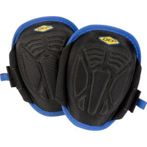 F3 Stabilizer Knee Pads with Memory Foam, Gel Cushion, Neoprene Fabric Liner and Pen Storage