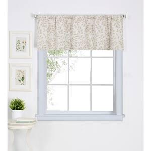 Serene Kitchen Tier Window Valance