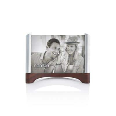 Sky View Metal Picture Frame 4 x 6