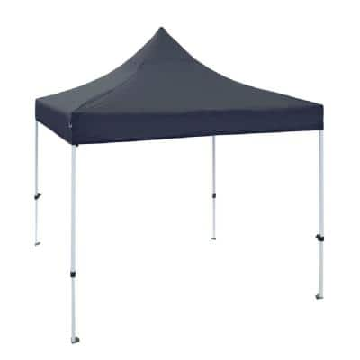 10 ft. x 10 ft. Black Canopy Tent