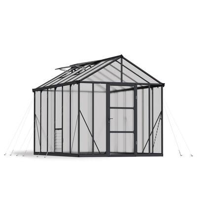 Premium Class 8 ft. x 12 ft. Glory Greenhouse