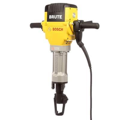 15 Amp Corded 1-1/8 in. Concrete Brute Demolition Breaker Hammer