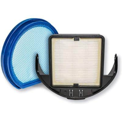 Replacement Filter Kit for Hoover T-Series WindTunnel Bagless Upright Vacuum Cleaners (2-Pack)