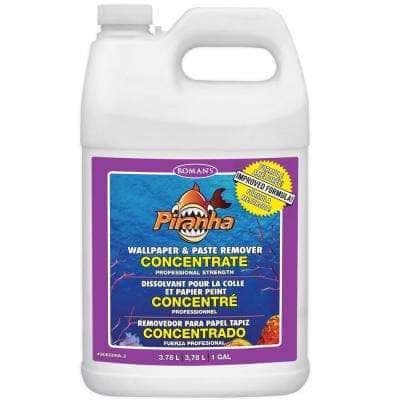 Piranha 1 gal. Liquid Concentrate Wallpaper Remover