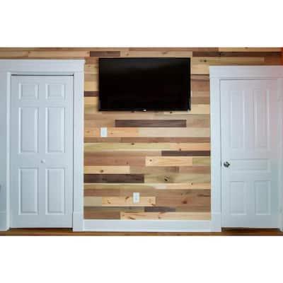 5/16 in. x 3 in. x 46 in. Multi-Width Premium Artisan Planks (10 sq. ft.)