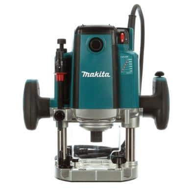3-1/4 HP Plunge Router with Variable Speed