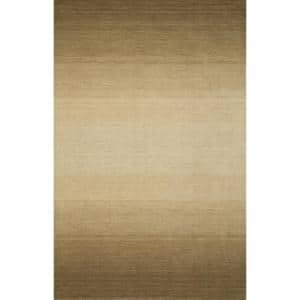 Dunes Wool Ombre Sand 5 ft. x 7 ft. 3 in. Area Rug