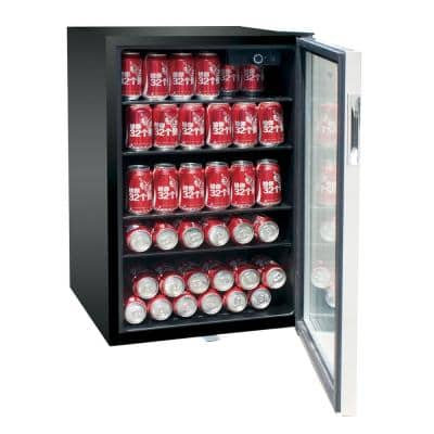 20.5 in. 150 (12 oz.) Can Beverage Cooler