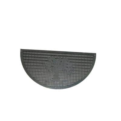 Charcoal Vent Replacement Lid with beauty trim