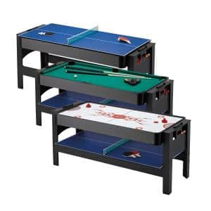 Flip 6 ft. 3-in-1 Game Table