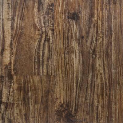 Take Home Sample - Tiger Acacia Vinyl Flooring - 5.91 in. x 6 in.