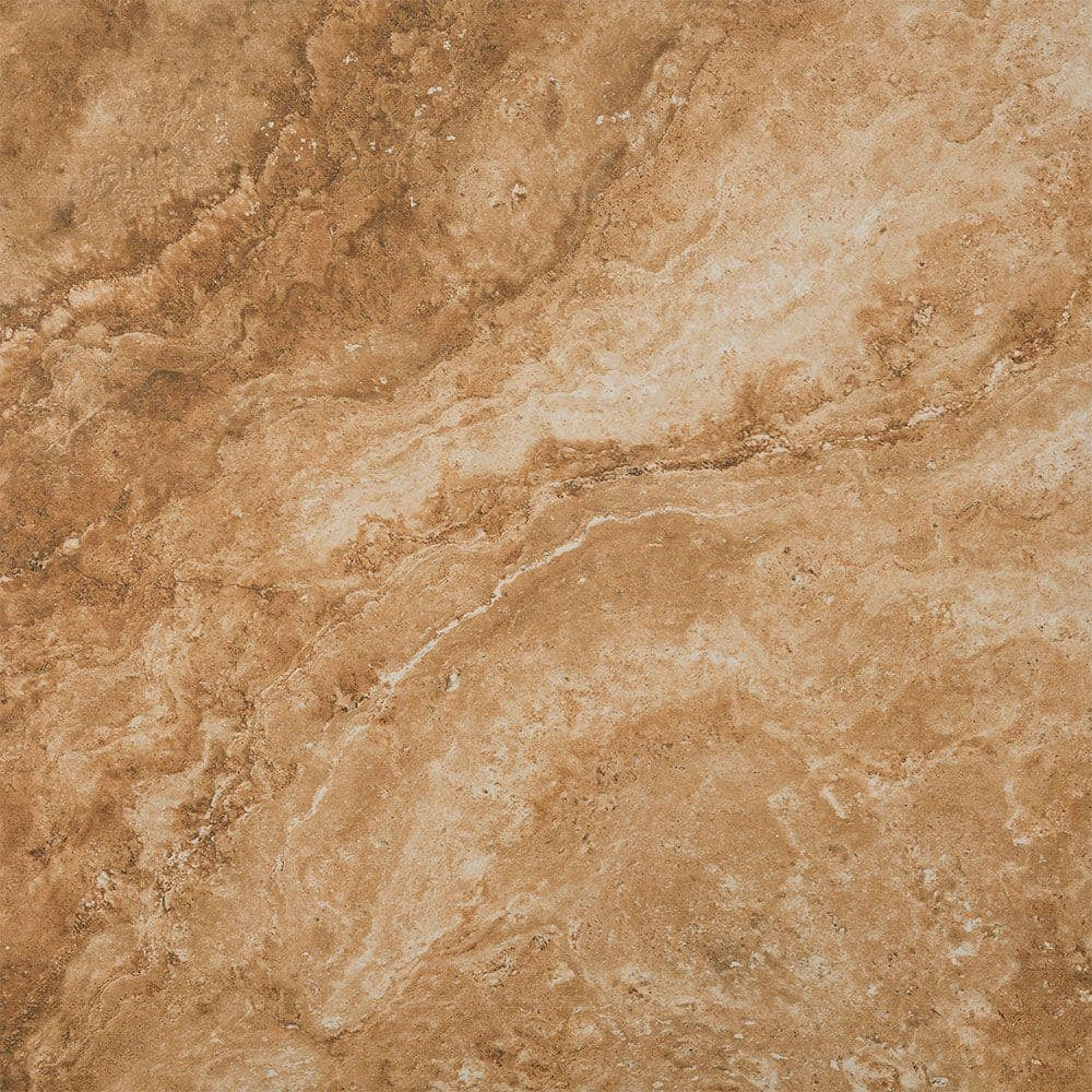 florida tile home collection montecelio rustic 18 in x 18 in porcelain floor and wall tile 17 44 sq ft case hde9632718x18 the home depot