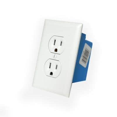4K Hidden Camera WIFI Outlet with Free 128gb MicroSD Card