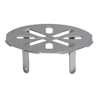 4 in. O.D. Stainless Steel Floor Drain Cover