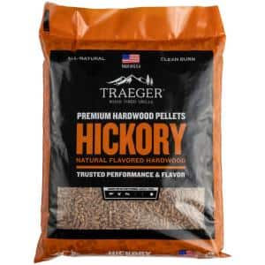 20 lb. Hickory Wood Pellets
