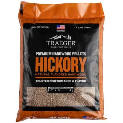 20 lb. Hickory Wood Pellets