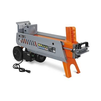 9-Ton Electric Log Splitter