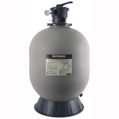 ProSeries 24 in. 3.14 sq. ft. Pool Sand Filter with 2 in. Valve