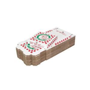 10 in. Pizza Box 50 Pack (10 in. L x 10 in. W x 1 7/8 in. D)
