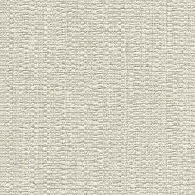 Biwa Pearl Vertical Weave Pearl Wallpaper Sample