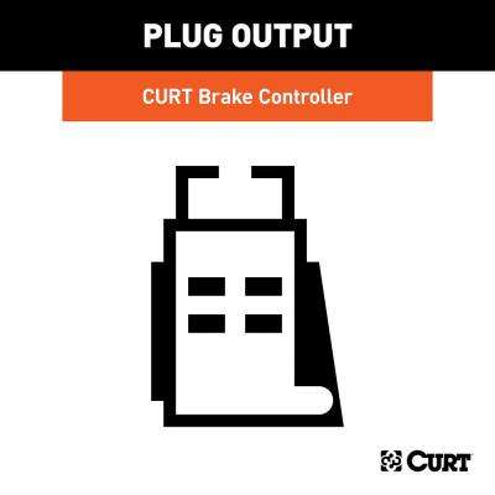 Trailer Brake Controller Harness, Select Acura MDX