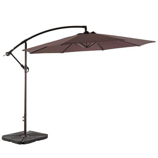 Westin Outdoor Bays 10 Ft, 10 Ft Cantilever Patio Umbrella