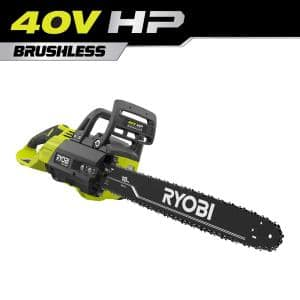 40V HP Brushless 18 in. Cordless Battery Chainsaw (Tool-Only)