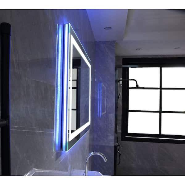 Vanity Art 39 5 In W X 28 H, Bathroom Mirrors And Lighting