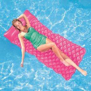 160 x 86 cm Bestway CoolerZ Luftmatratze Summer Vibes