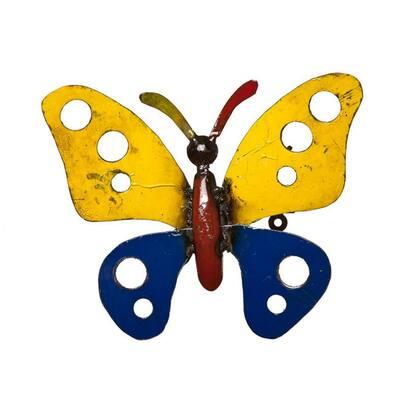 7.5 in. Gerata Butterfly Garden Statue