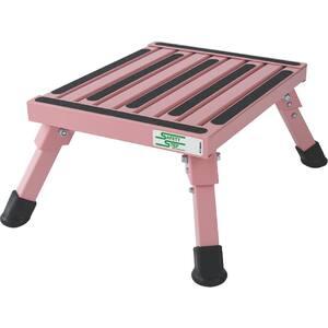 Pink Small Folding Step