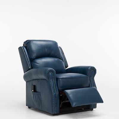 Crofton Navy Blue Lift Chair