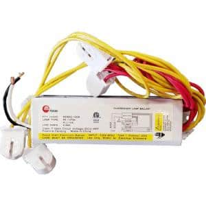 120-Volt 6.63 in. Electronic Ballast 1 Lamp UVF861