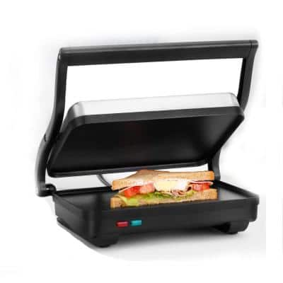 70 sq. in. Stainless Steel Non-Stick Electric Griddle