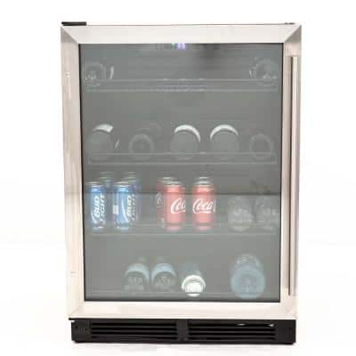 24 in. 133-Can Cooler