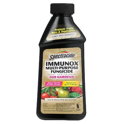 Immunox Multi-Purpose Fungicide 16 oz Spray Concentrate For Gardens
