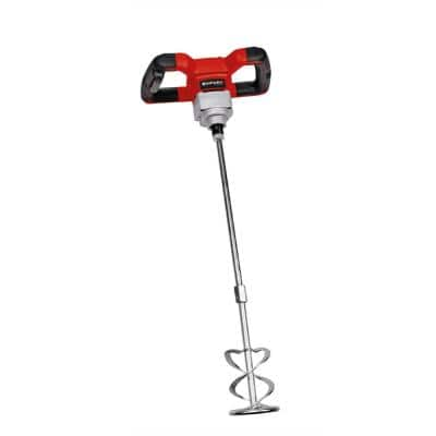PXC 18-Volt 620 RPM Cordless Variable Speed Power Mixer with 3.0 Ah Battery and Fast Charger