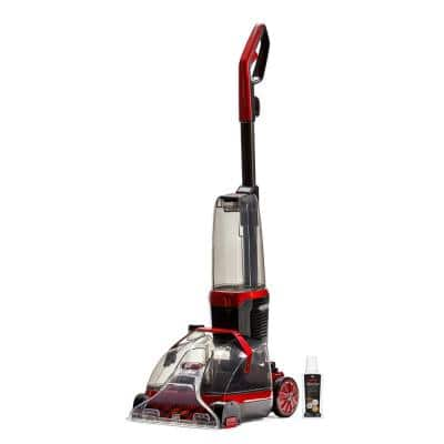 FlexClean Upright Carpet and Hard Floor Cleaner with 9 oz. All-in-One Multi-Surface Cleaning Solution