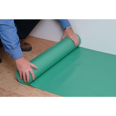 100 sq. ft. Quiet Cushion Premium Acoustical Underlayment Roll