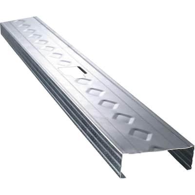 ProSTUD 25 3-5/8 in. x 10 ft. 25-Gauge EQ Galvanized Steel Wall Framing Stud