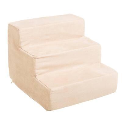 Tan High Density Foam Pet Steps