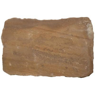Rustic Canyon Natural Sandstone Step Stone