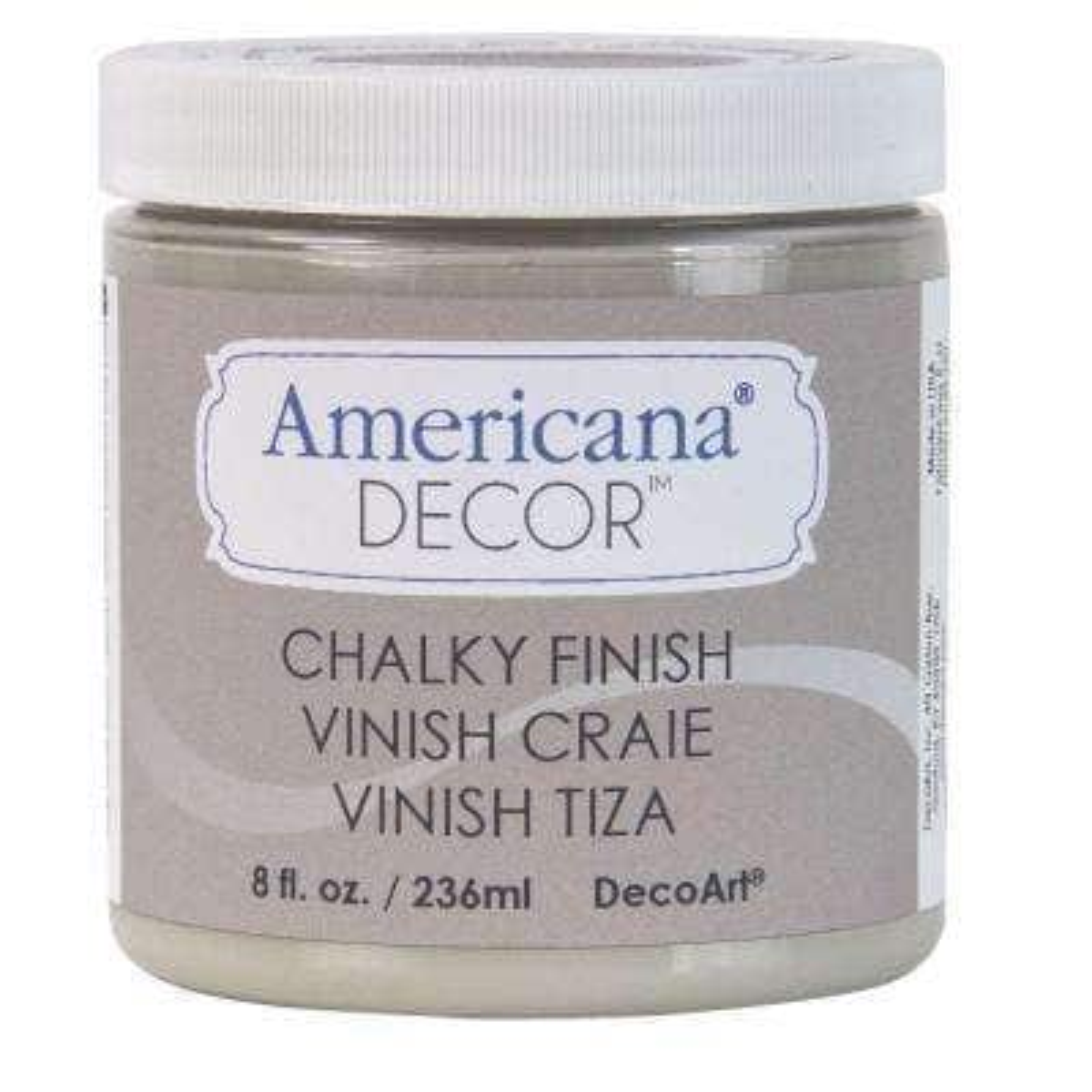 Americana Decor 8 oz. Primitive Chalky Finish