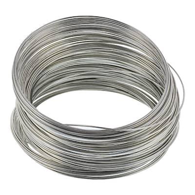 100 ft. 10 lb. 24-Gauge Galvanized Steel Wire