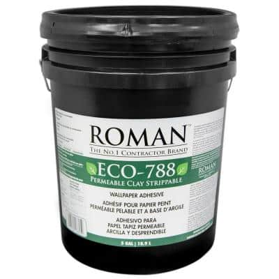ECO-788 5 gal. Strippable Clay Adhesive