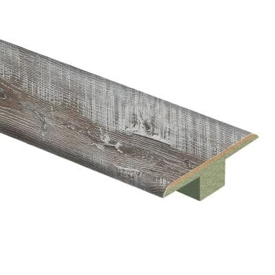 Canmar 7/16 in. Thick x 1-3/4 in. Wide x 72 in. Length Laminate T-Molding